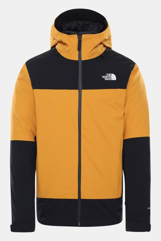 The North Face Mountain Light Futurelight Triclimate 3-In-1 Jas Donkergeel/Zwart