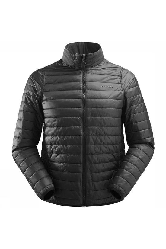 Eider District 3-in-1 Jas Donkergrijs/Zwart
