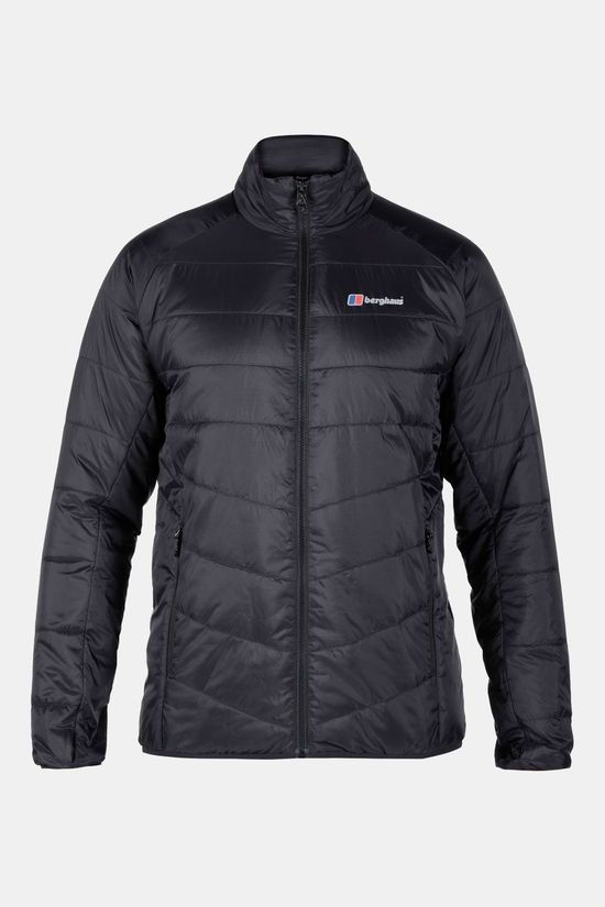 Berghaus Hillwalker Long HL 3-in-1 Jas Zwart