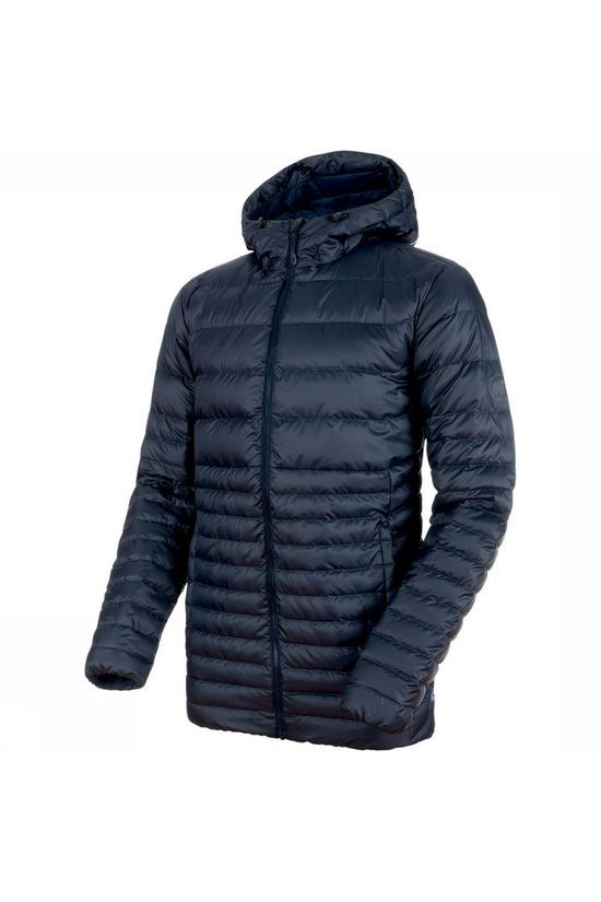Mammut Convey In Jas Marineblauw