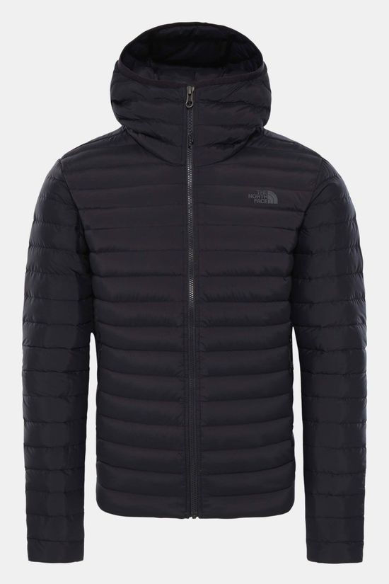 The North Face Stretch Down Hoody Zwart