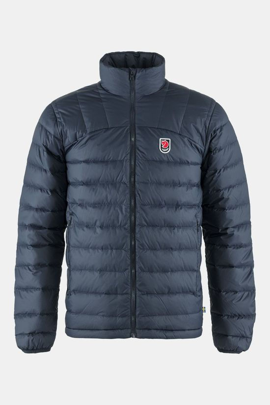 Fjällräven Expedition Pack Down Jacket Jas Marineblauw
