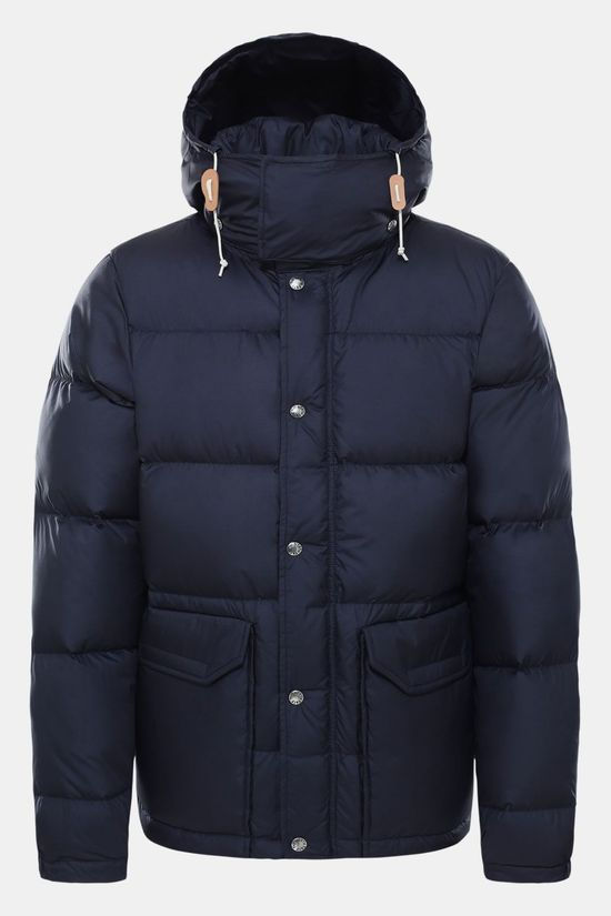 The North Face Sierra Down Parka Marineblauw