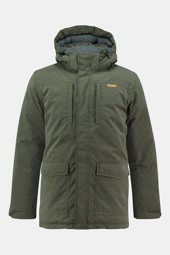 Ayacucho Highland Winter II Parka  Middengroen