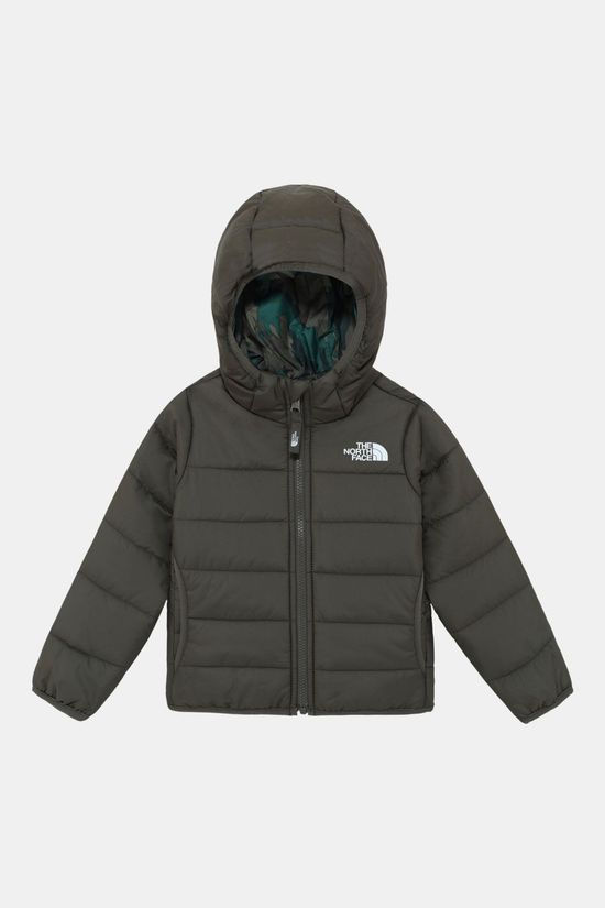 The North Face Reversible Perrito Toddler Jas Junior Taupe