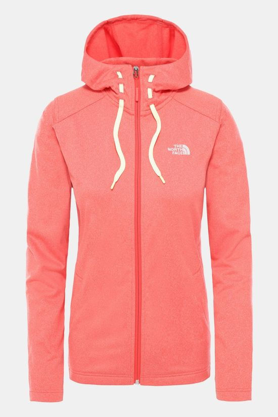 The North Face Tech Mezzaluna Trui Dames Zalmroze