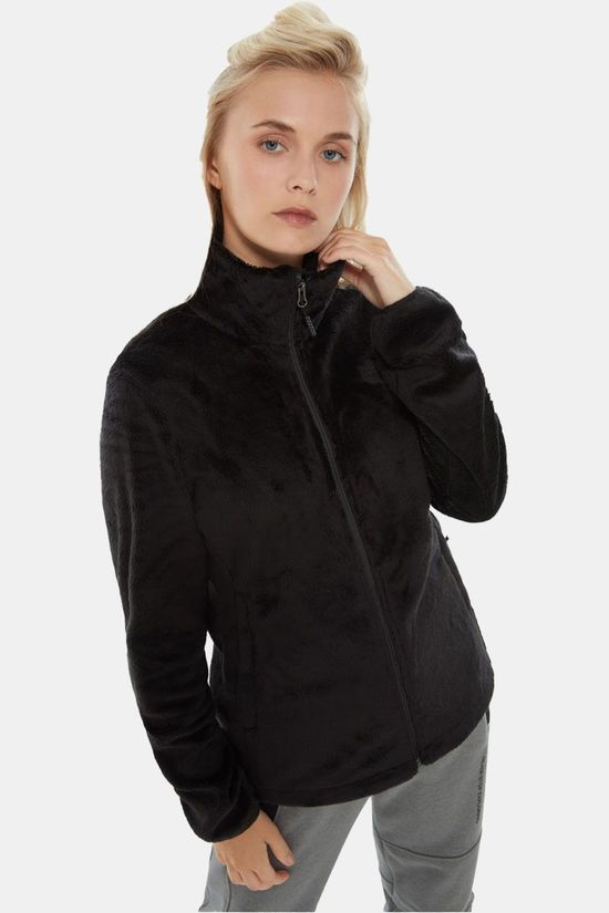 The North Face Osito Jas Dames Zwart