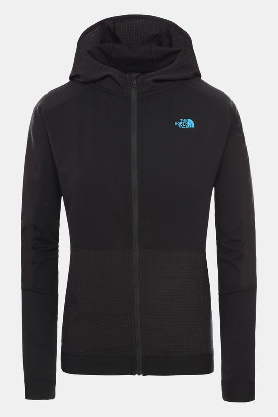 The North Face Active Trail FZ Dames Zwart