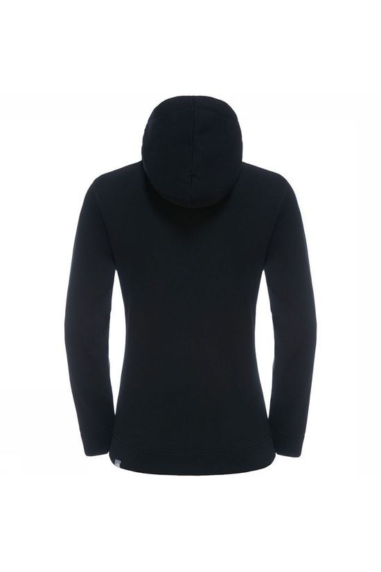 The North Face Drew Peak Pullover Hoodie Dames Zwart/Wit