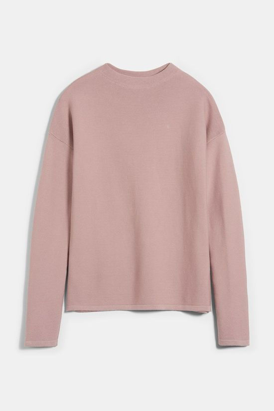 ARMED ANGELS Knit Pullover Medinaa Dames Trui Lichtroze