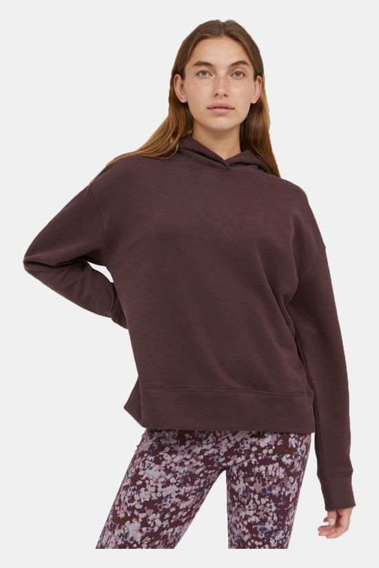 ARMED ANGELS Aadora Dames Sweater Bordeaux / Kastanjebruin