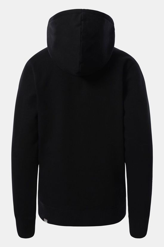 The North Face Drew Peak Pull Hoodie Dames Zwart