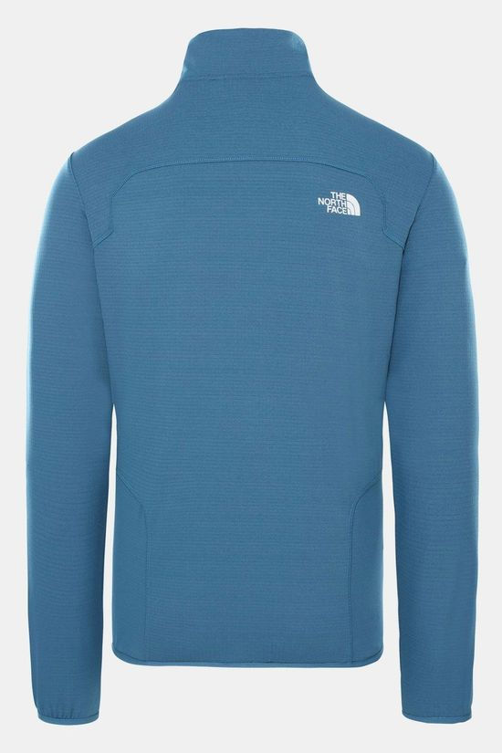 The North Face Quest FZ Fleecevest Blauw