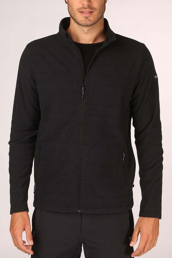 Our Planet Tarn Fleece Full Zip Zwart