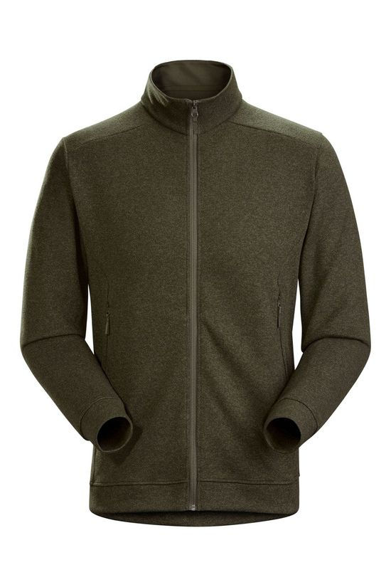 Arc'teryx Covert LT Cardigan Middenkaki