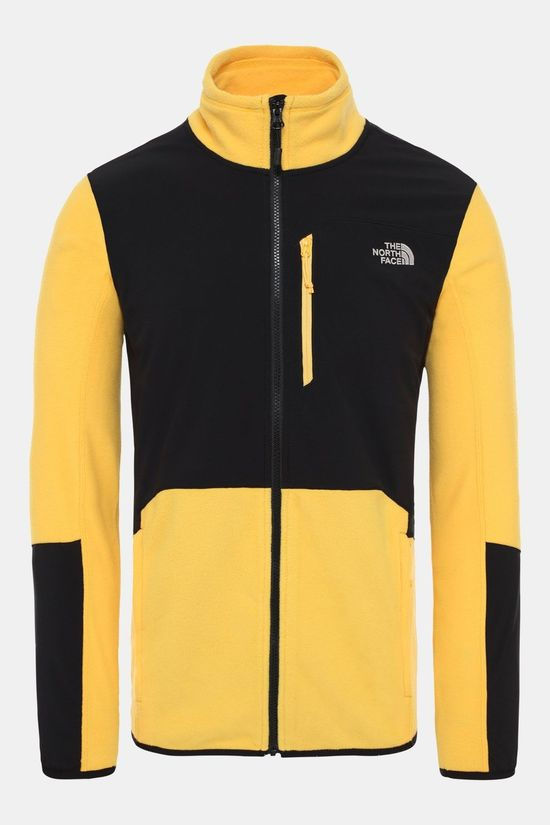The North Face Glacier Pro Fleece Wit/Lichtgrijs