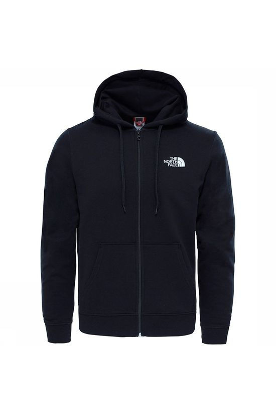 The North Face Open Gate Hoodie Zwart