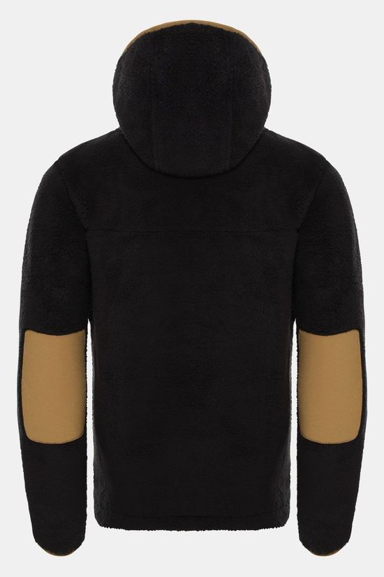 The North Face Campshire Pullover Zwart/Middenkaki