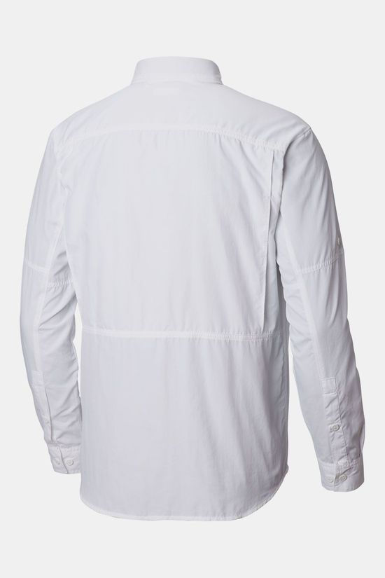 Columbia Silver Ridge 2.0 Long Sleeve Shirt Wit