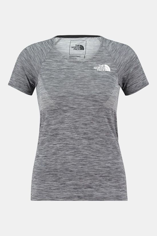 The North Face Impendor Smls Shirt Dames Donkergrijs Mengeling