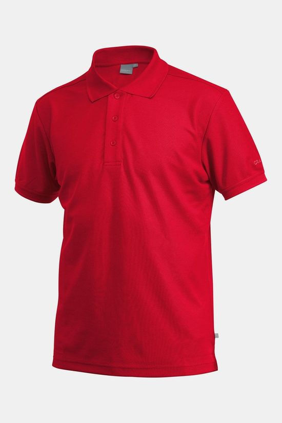 Craft Piqué Polo Rood