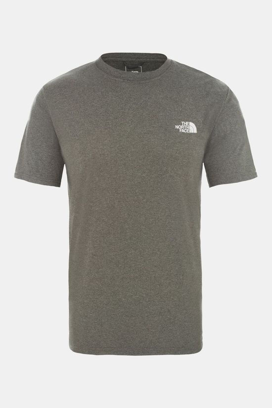 The North Face Reaxion Ampere Crew Shirt Taupe
