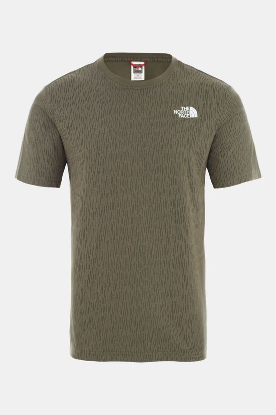 The North Face Red Box T-shirt Middenkaki/Ass. Camouflage