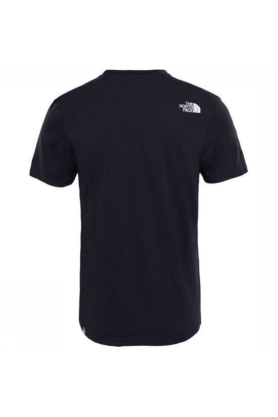 The North Face Simple Dome SS Shirt Zwart