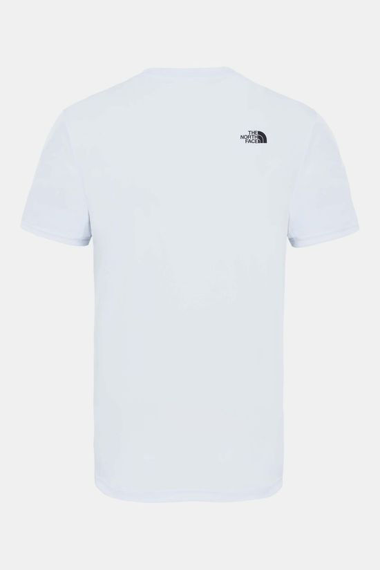 The North Face Train N Logo Hybrid Shirt Zwart/Wit