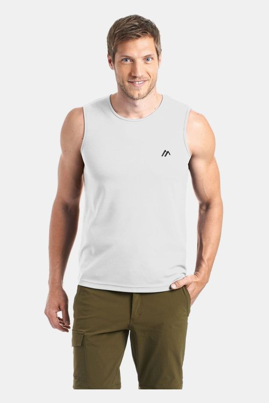 Maier Sports Peter Shirt Wit