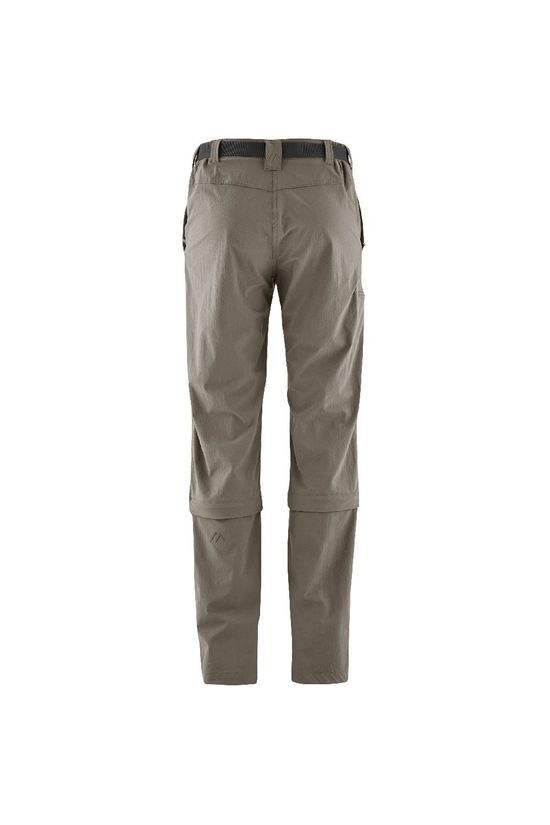 Maier Sports Arolla Long Broek Dames Taupe