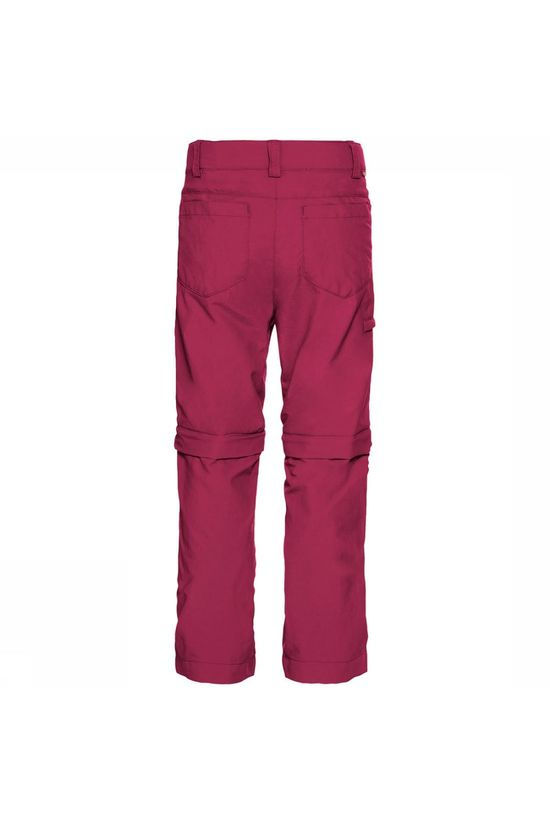 Vaude Afritsbroek Detective ZO II Junior Middenrood