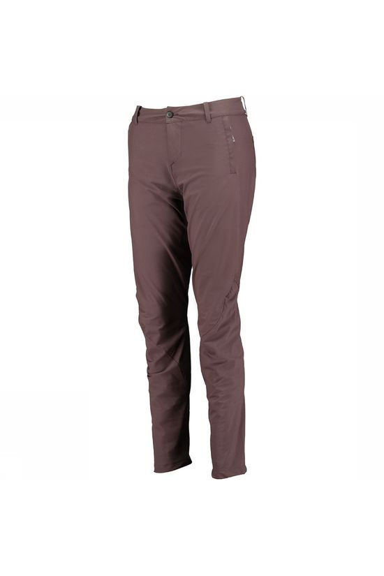 Houdini MTM Liquid Rock Broek Dames Bordeaux