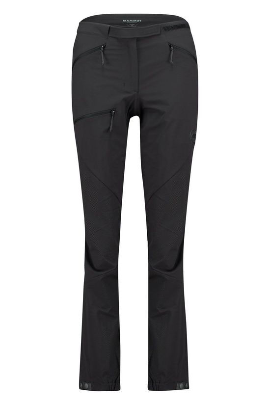 Mammut Courmayeur SO Broek Regular Dames Zwart