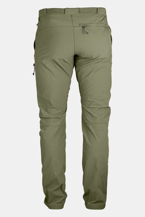 Fjällräven High Coast Hike Long Broek Lichtkaki