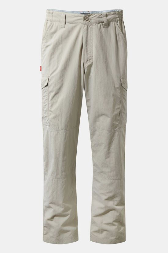 Craghoppers Nosilife Cargo Broek Regular Beige
