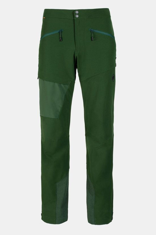 Mammut Base Jump So Touring Broek Regular Groen