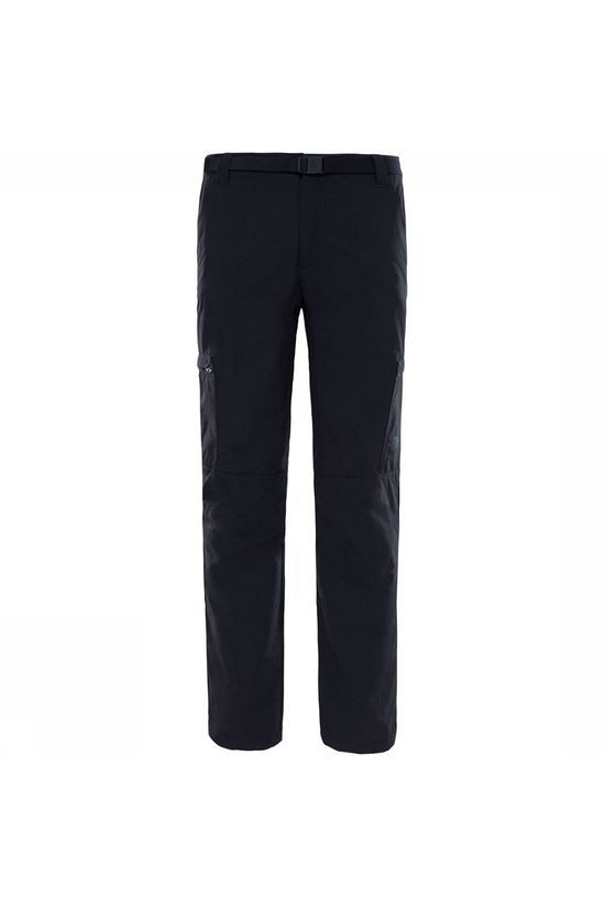 The North Face Winter Exploration Cargo Regular Broek Zwart