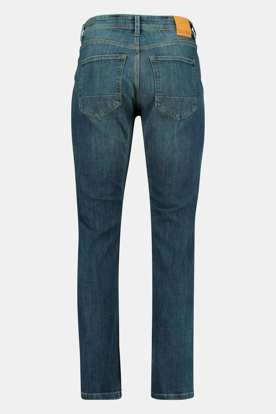 Duer L2X Performance Denim Broek Slim Fit Donkerblauw/Lichtblauw