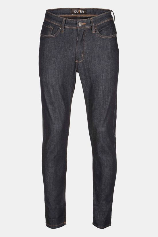 Duer All-Weather Denim Broek Donkerblauw
