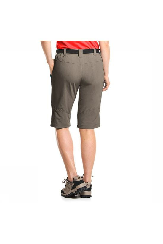 Maier Sports Lawa Short Bermuda Dames Taupe