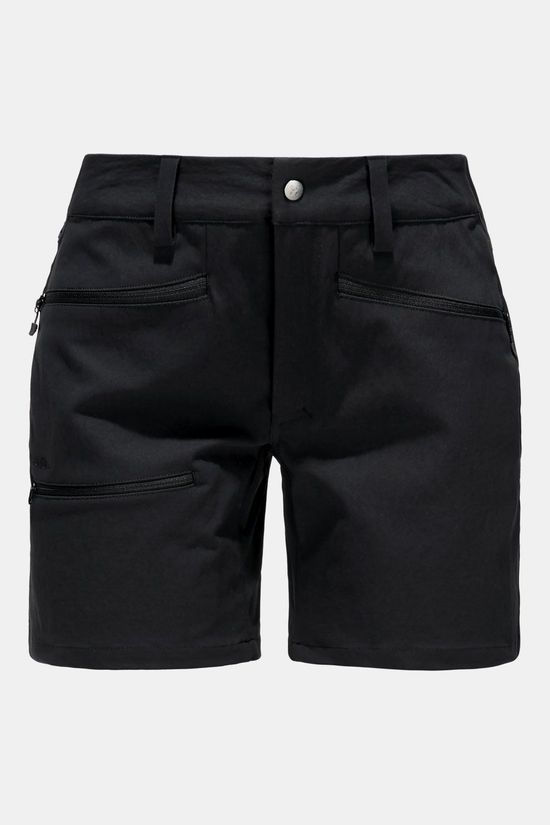 Haglöfs Rugged Flex Shorts Dames Zwart