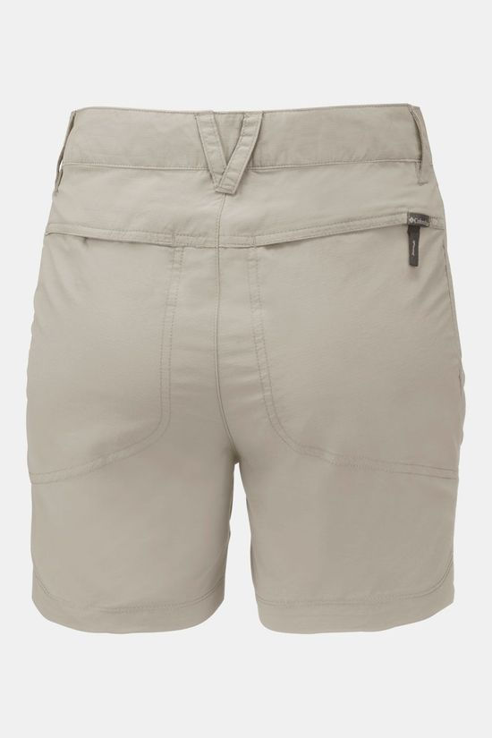 "Columbia 5"" Silver Ridge 2.0 Short Dames Zandbruin"