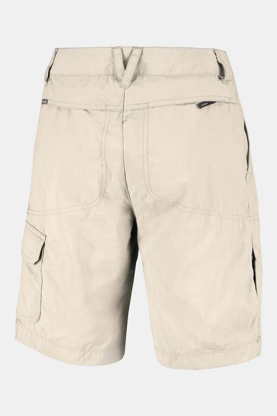 "Columbia 10"" Silver Ridge 2.0 Cargo Short Dames Zandbruin"