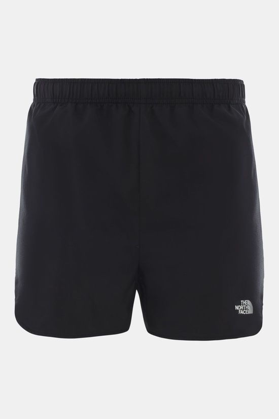 The North Face Active Trail-hardloopshort Regular Dames Zwart