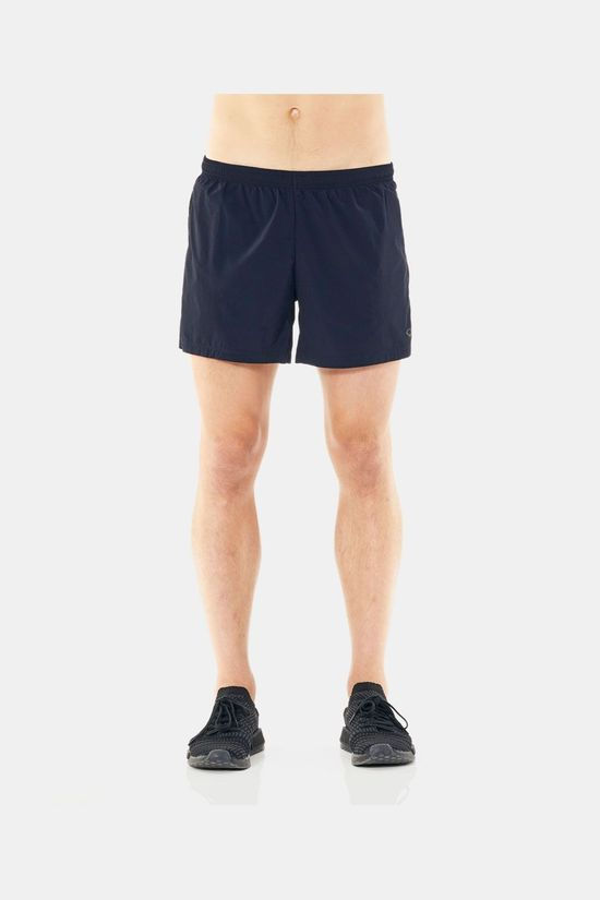 Icebreaker Impulse Running Shorts Marineblauw