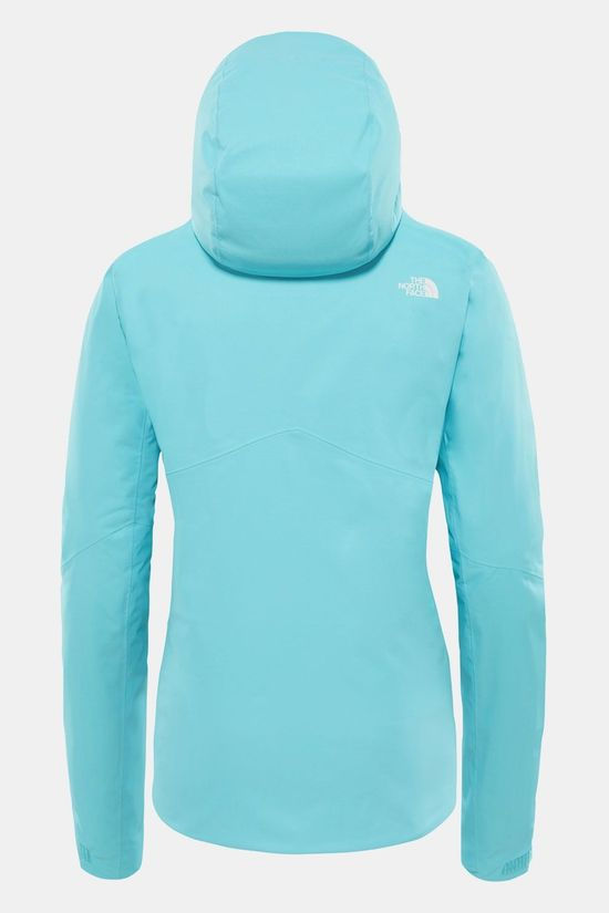 The North Face Sickline Jas Dames Turkoois