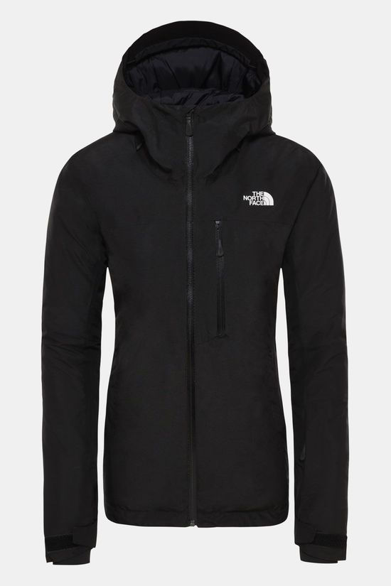 The North Face Descendit Jas Dames Zwart