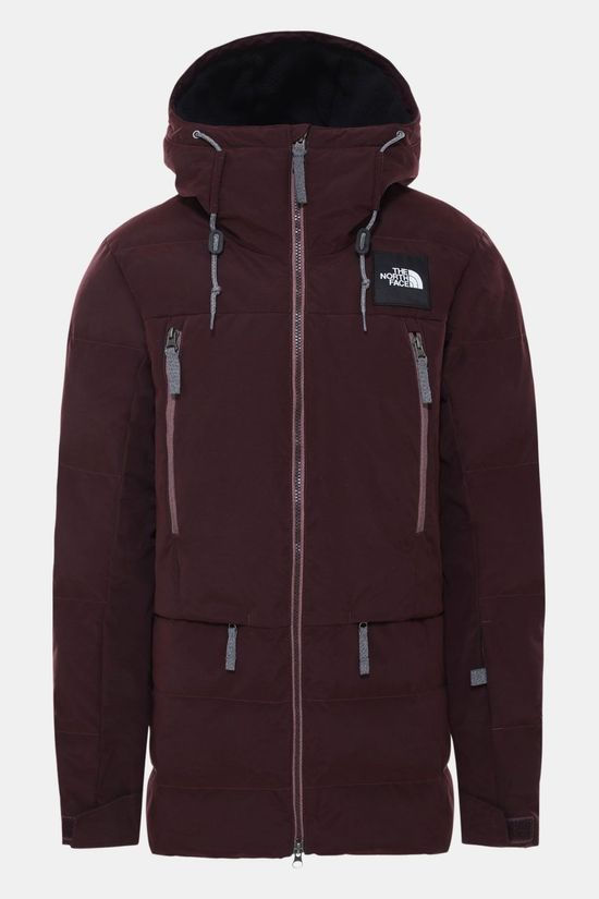The North Face Pallie Down Jas Dames Aubergine