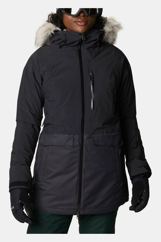 Columbia Mount Bindo Insulated Ski-Jas Dames Middengrijs